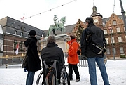 Guided tours for wheelchair users